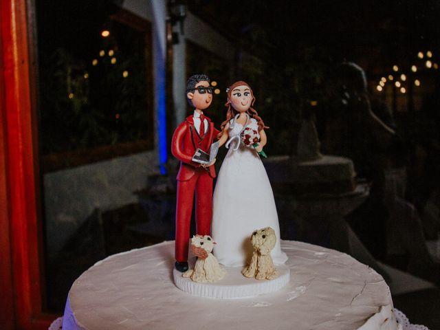 El matrimonio de Isaias y Mara en Coinco, Cachapoal 75