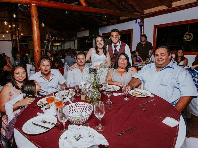 El matrimonio de Isaias y Mara en Coinco, Cachapoal 76