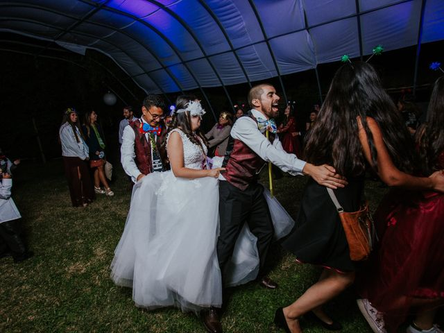 El matrimonio de Isaias y Mara en Coinco, Cachapoal 86