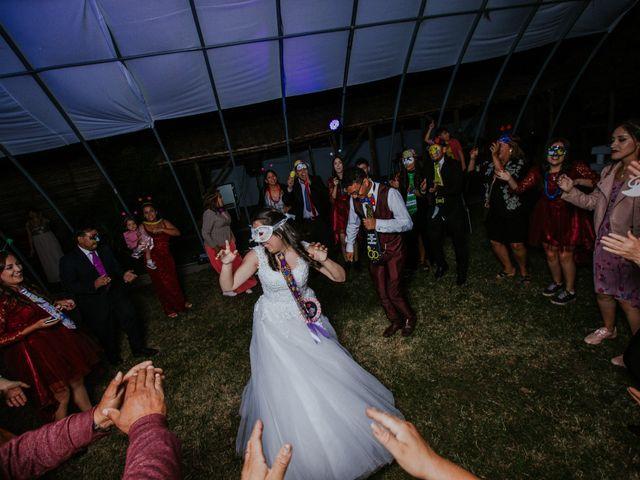 El matrimonio de Isaias y Mara en Coinco, Cachapoal 87