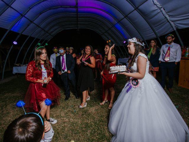 El matrimonio de Isaias y Mara en Coinco, Cachapoal 96