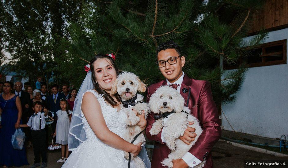 El matrimonio de Isaias y Mara en Coinco, Cachapoal