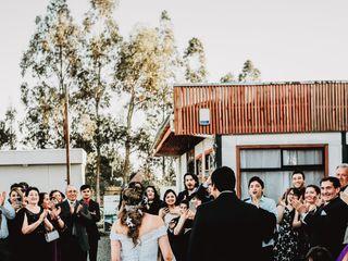 El matrimonio de Carol y Emilio 3