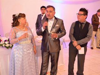 El matrimonio de Horacio y Marcela 1