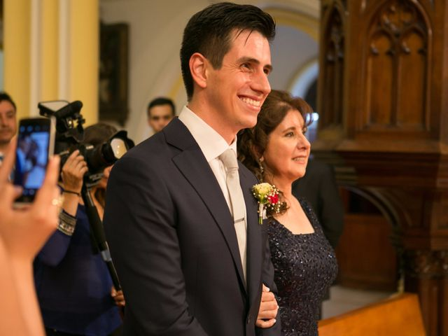 El matrimonio de Jorge y Guiselle en Colina, Chacabuco 12