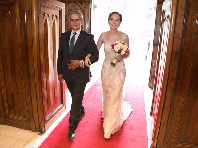 El matrimonio de Jorge y Guiselle en Colina, Chacabuco 13