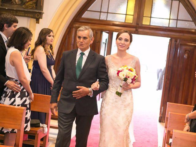 El matrimonio de Jorge y Guiselle en Colina, Chacabuco 14