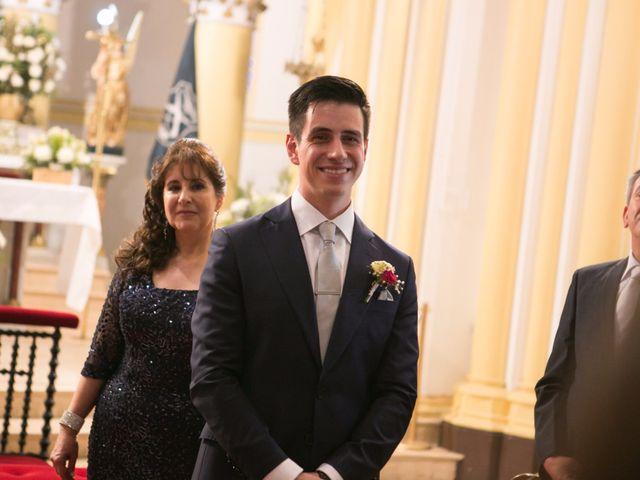 El matrimonio de Jorge y Guiselle en Colina, Chacabuco 15