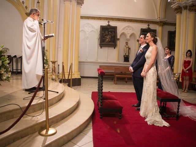 El matrimonio de Jorge y Guiselle en Colina, Chacabuco 16