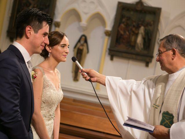 El matrimonio de Jorge y Guiselle en Colina, Chacabuco 21