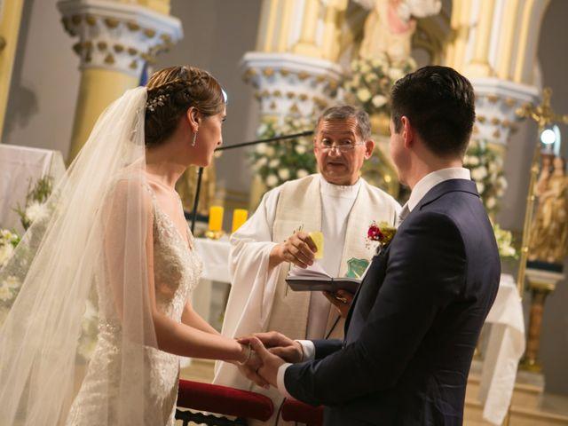 El matrimonio de Jorge y Guiselle en Colina, Chacabuco 22