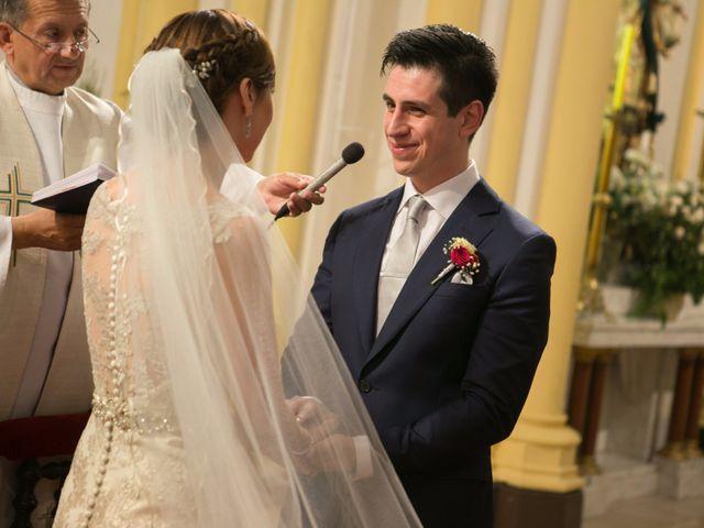 El matrimonio de Jorge y Guiselle en Colina, Chacabuco 24