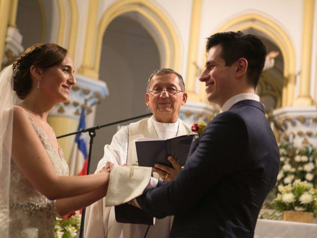 El matrimonio de Jorge y Guiselle en Colina, Chacabuco 25
