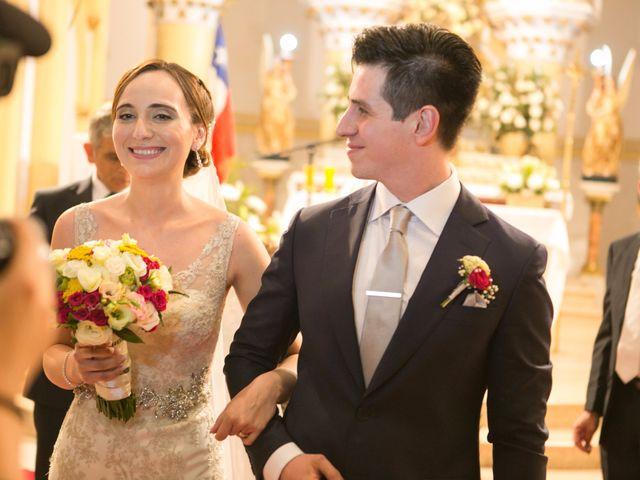 El matrimonio de Jorge y Guiselle en Colina, Chacabuco 30