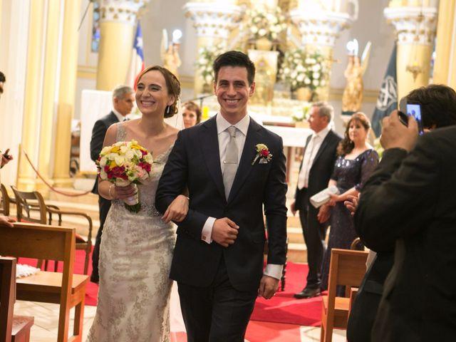 El matrimonio de Jorge y Guiselle en Colina, Chacabuco 31