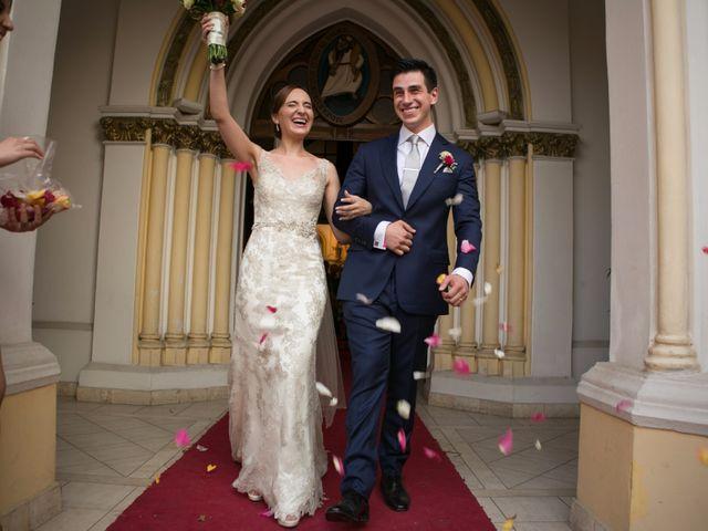 El matrimonio de Jorge y Guiselle en Colina, Chacabuco 33