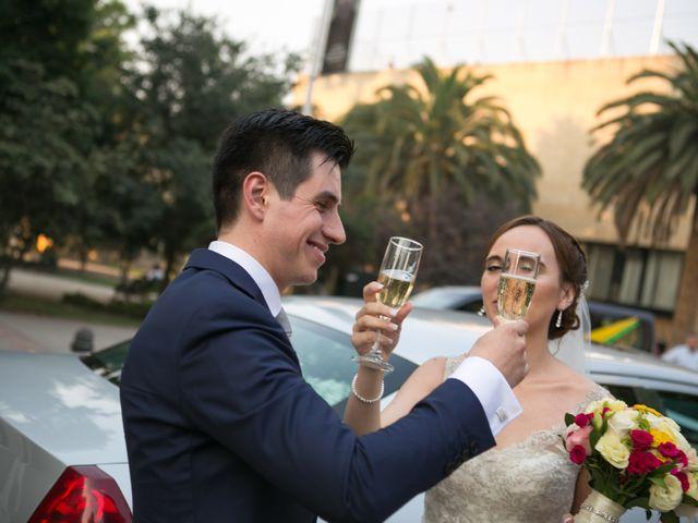 El matrimonio de Jorge y Guiselle en Colina, Chacabuco 34