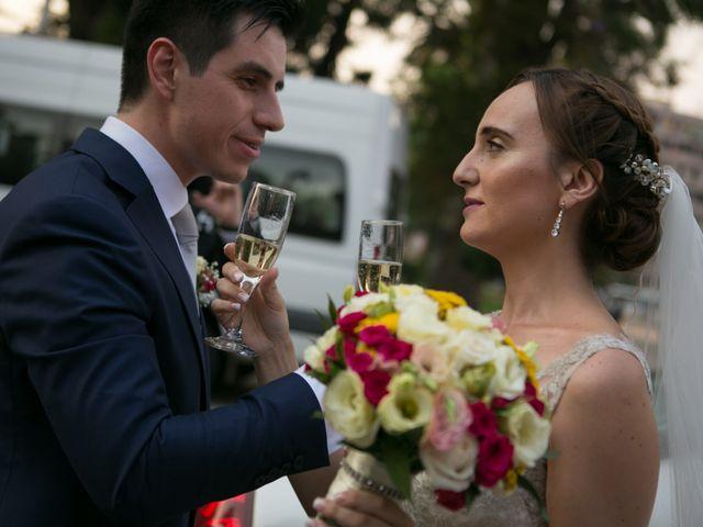 El matrimonio de Jorge y Guiselle en Colina, Chacabuco 35