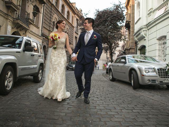 El matrimonio de Jorge y Guiselle en Colina, Chacabuco 39