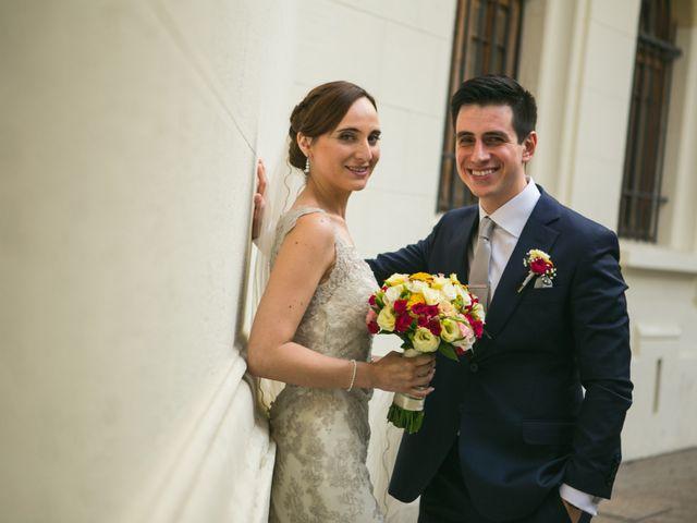 El matrimonio de Jorge y Guiselle en Colina, Chacabuco 40