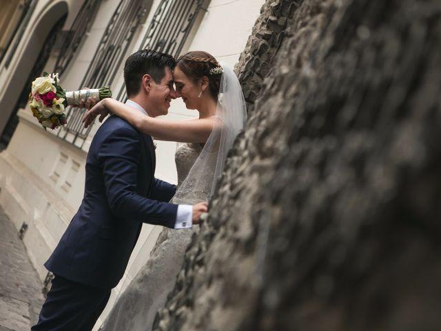 El matrimonio de Jorge y Guiselle en Colina, Chacabuco 44