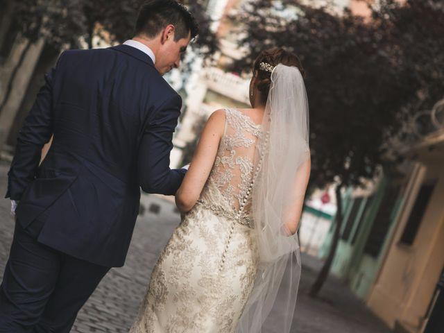 El matrimonio de Jorge y Guiselle en Colina, Chacabuco 47