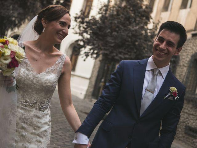 El matrimonio de Jorge y Guiselle en Colina, Chacabuco 49
