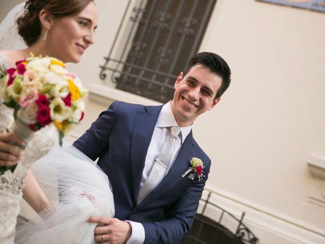 El matrimonio de Jorge y Guiselle en Colina, Chacabuco 51