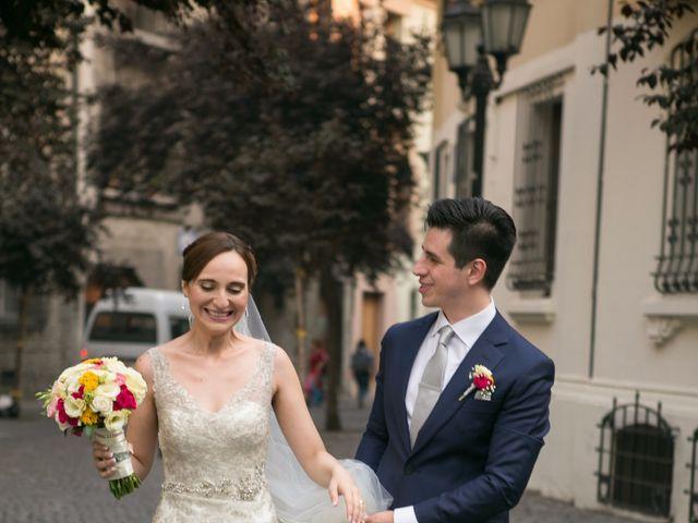 El matrimonio de Jorge y Guiselle en Colina, Chacabuco 53
