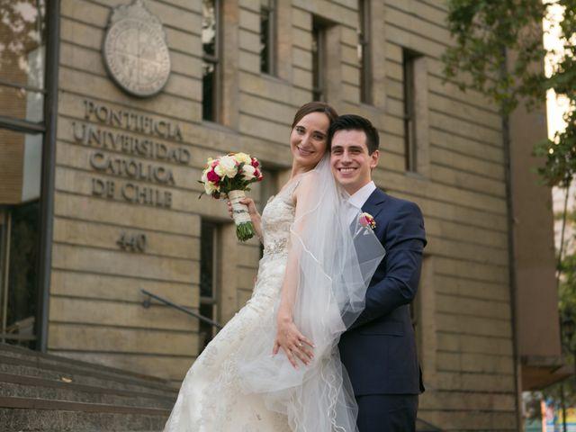 El matrimonio de Jorge y Guiselle en Colina, Chacabuco 56