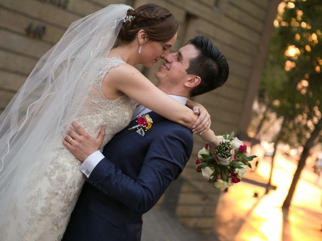 El matrimonio de Jorge y Guiselle en Colina, Chacabuco 57