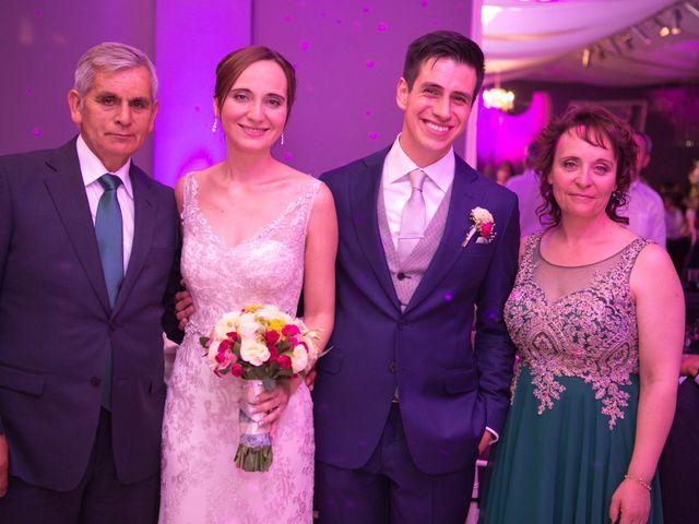 El matrimonio de Jorge y Guiselle en Colina, Chacabuco 78