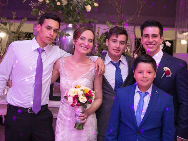 El matrimonio de Jorge y Guiselle en Colina, Chacabuco 81