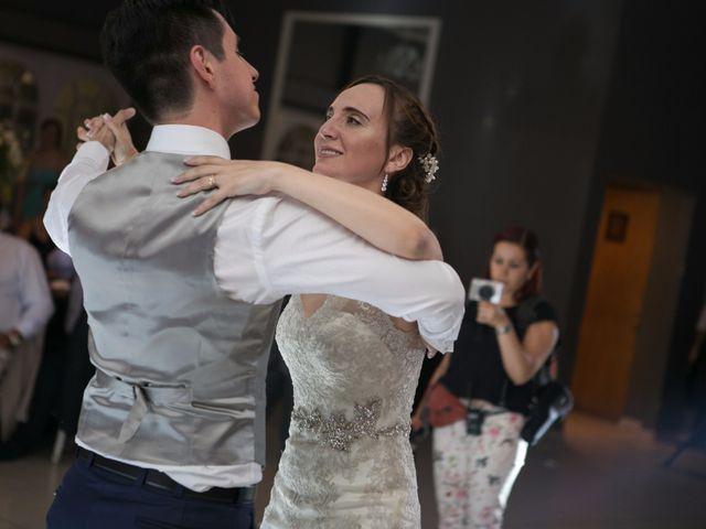 El matrimonio de Jorge y Guiselle en Colina, Chacabuco 86
