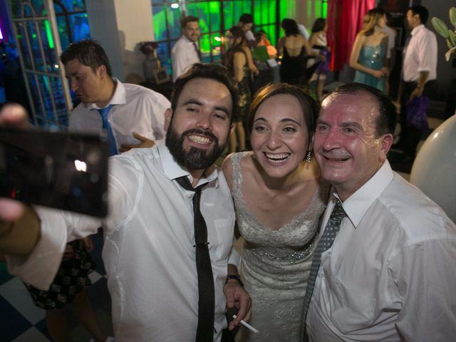 El matrimonio de Jorge y Guiselle en Colina, Chacabuco 99