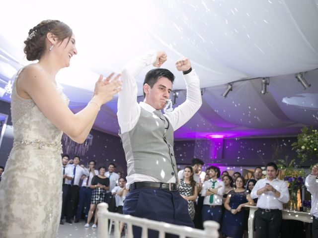 El matrimonio de Jorge y Guiselle en Colina, Chacabuco 107
