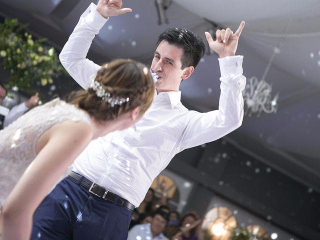 El matrimonio de Jorge y Guiselle en Colina, Chacabuco 108