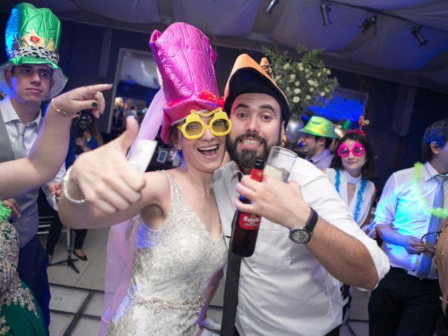 El matrimonio de Jorge y Guiselle en Colina, Chacabuco 115