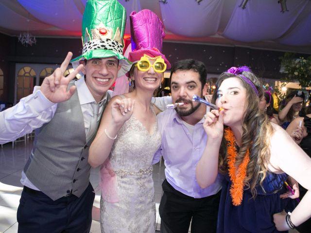 El matrimonio de Jorge y Guiselle en Colina, Chacabuco 116