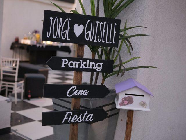 El matrimonio de Jorge y Guiselle en Colina, Chacabuco 59
