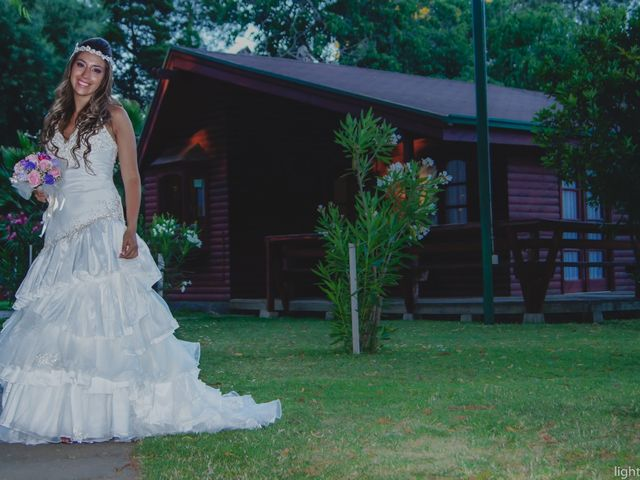 El matrimonio de Javier y Angi en Chillán, Ñuble 7