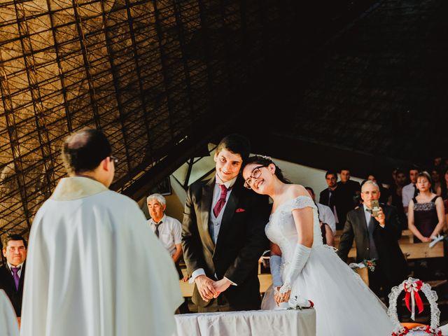 El matrimonio de Carol y Emilio