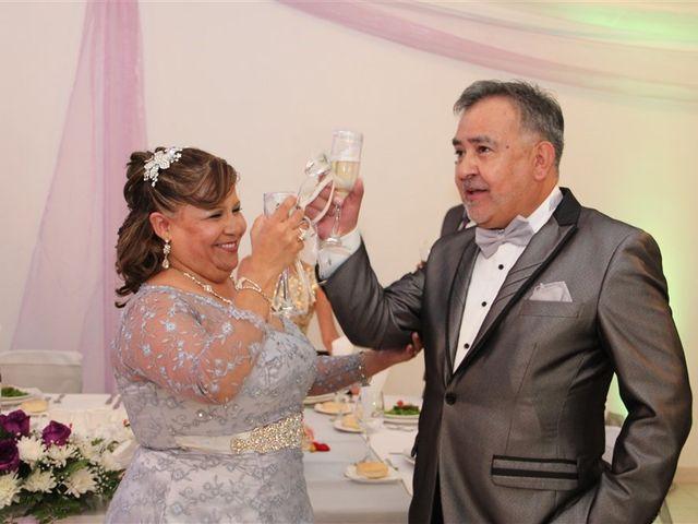 El matrimonio de Horacio y Marcela