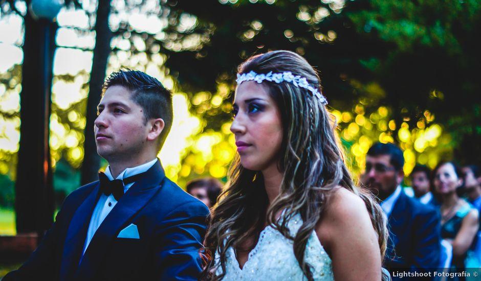 El matrimonio de Javier y Angi en Chillán, Ñuble