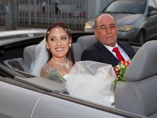 El matrimonio de Carmen y Jorge 1