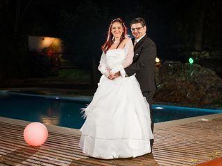 El matrimonio de Carmen y Jorge