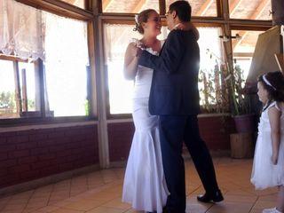El matrimonio de Ruth y Alberto 1