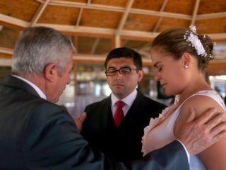 El matrimonio de Ruth y Alberto 2