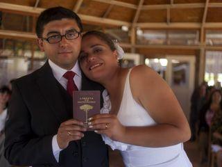 El matrimonio de Ruth y Alberto 3