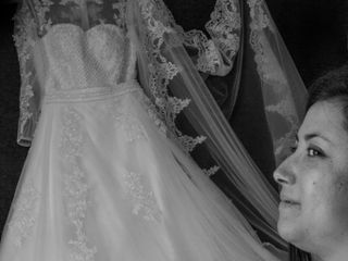 El matrimonio de Rocío y Jordán 2